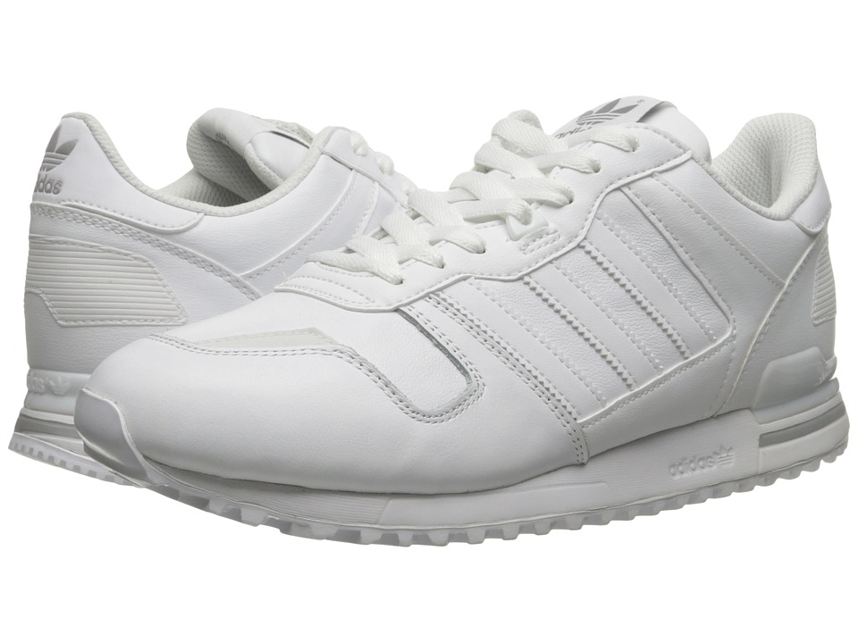 adidas Originals - ZX 700 (Footwear White/Footwear White/Footwear White) Men's Classic Shoes