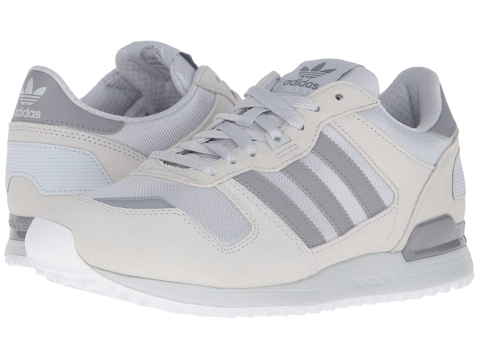 adidas Originals - ZX 700 (Clear Onix/Grey/Footwear White) Men's Classic Shoes