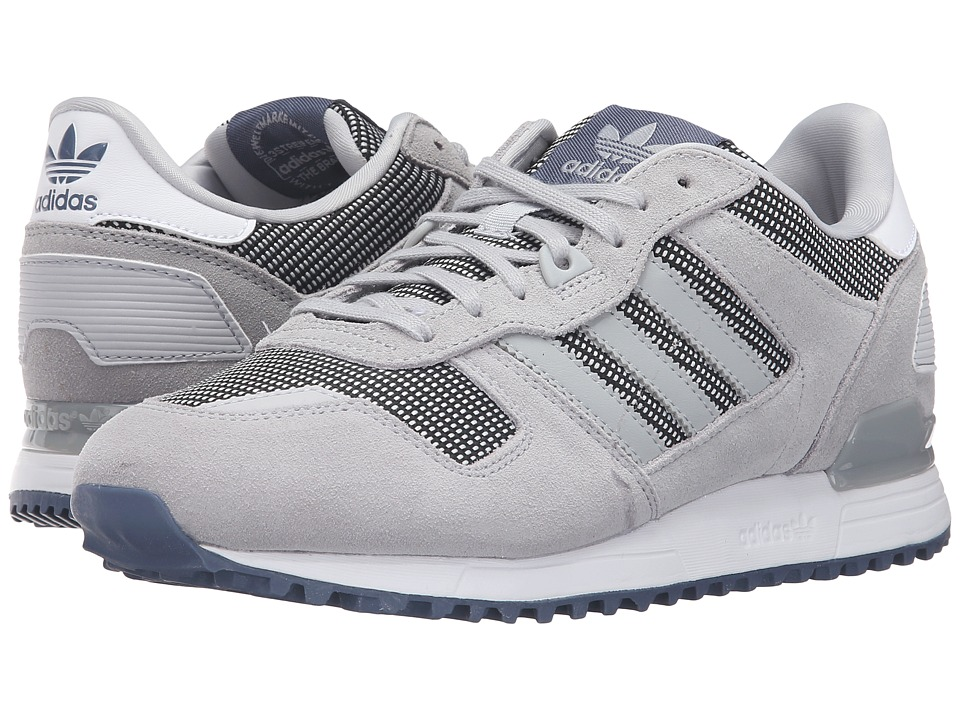 adidas Originals - ZX 700 (Clear Onix/Clear Onix/Tech Ink) Women's Running Shoes
