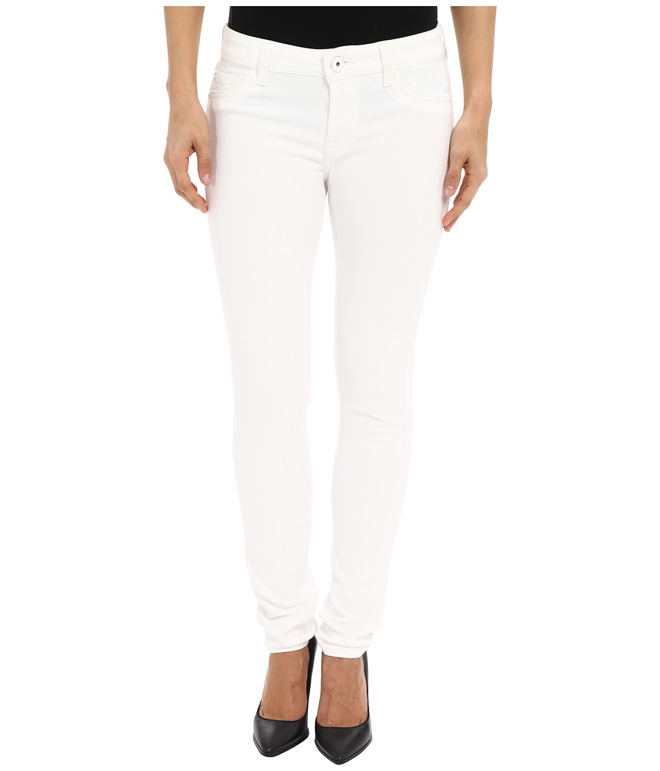 DL1961 - Amanda Skinny in Porcelain (Porcelain) Women's Jeans