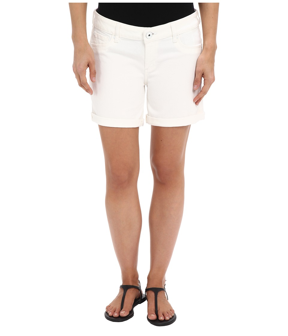 DL1961 - Karlie Boyfriend Shorts in Marble (Marble) Women's Shorts