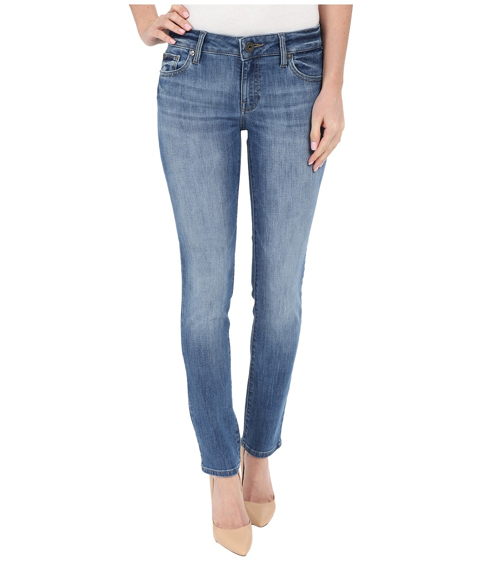 DL1961 - Angel Ankle Cigarette in Leonard (Leonard) Women's Jeans