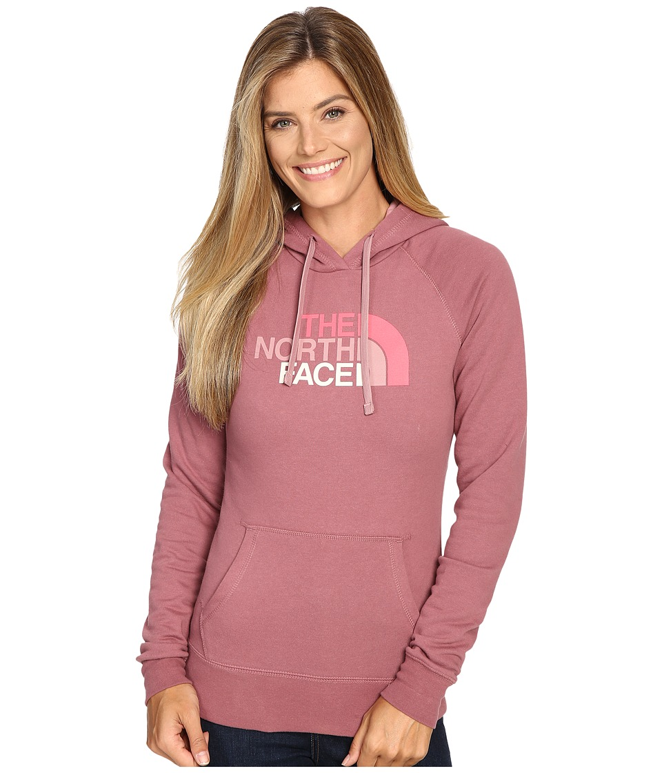 The North Face - Half Dome Hoodie (Renaissance Rose/Nostalgia Rose Multi) Women's Sweatshirt