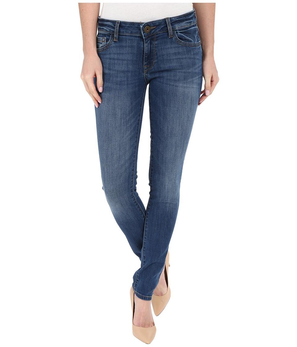 DL1961 - Amanda Skinny in Chatter (Chatter) Women's Jeans