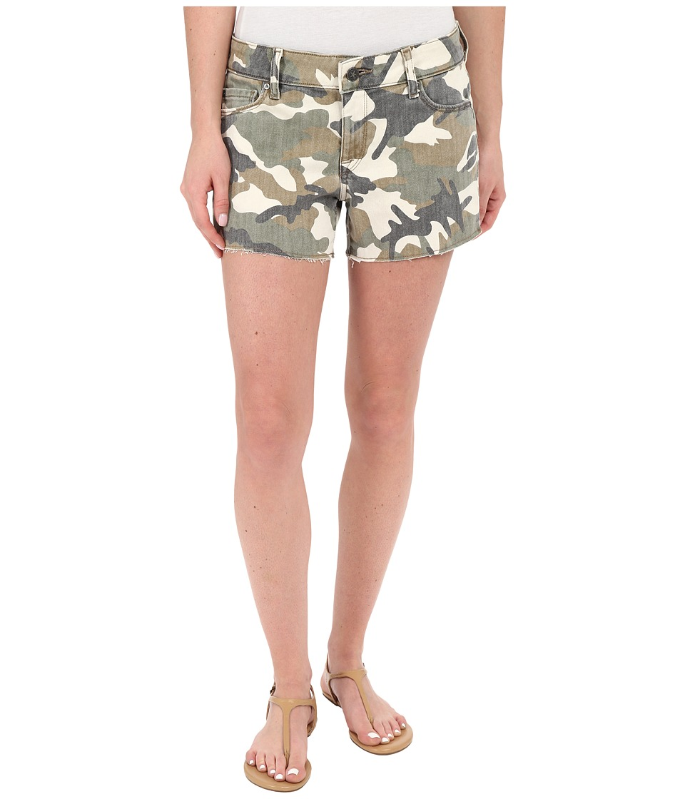 DL1961 - Renee Cut Off Shorts in Canteen (Canteen) Women's Shorts