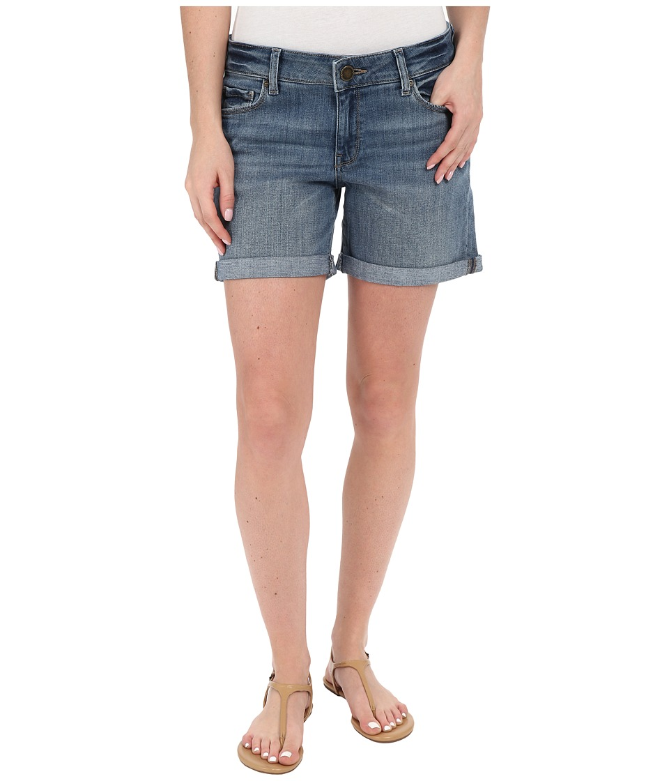 DL1961 - Karlie Boyfriend Shorts in Wilcox (Wilcox) Women's Shorts