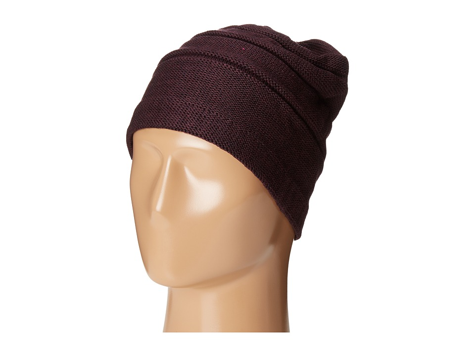Coal - The Cameron (Plum) Knit Hats