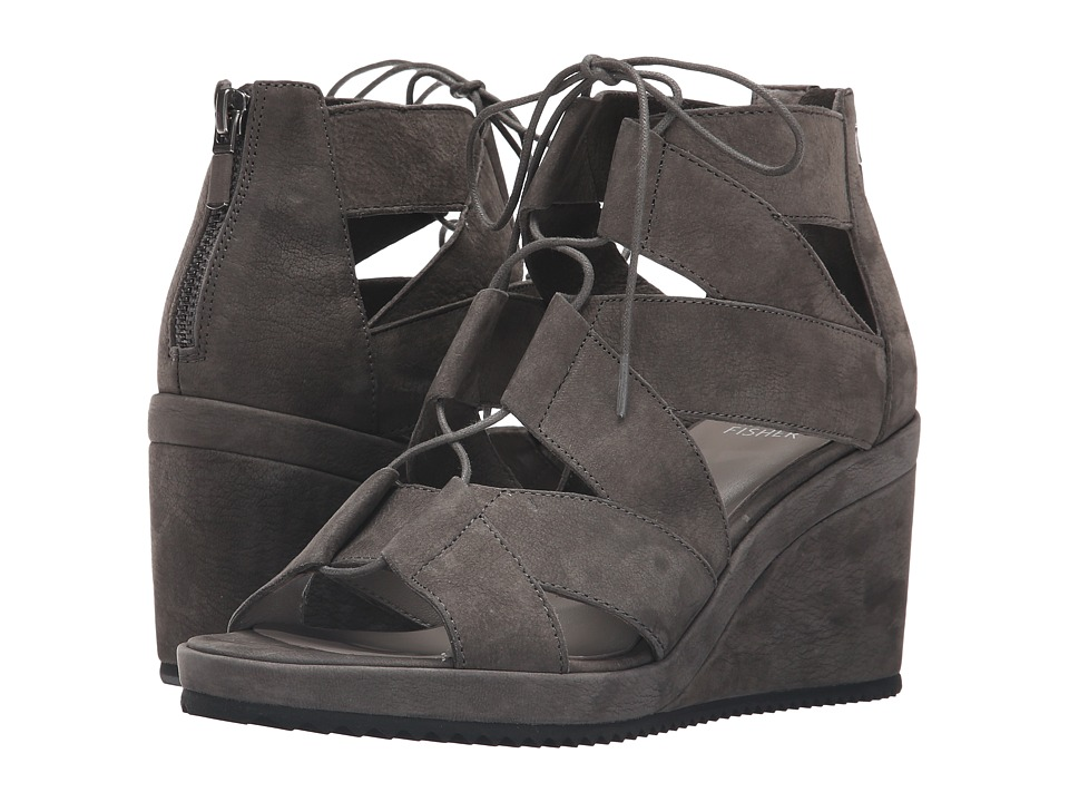 Eileen Fisher Dibs (Graphite Tumbled Nubuck) Women