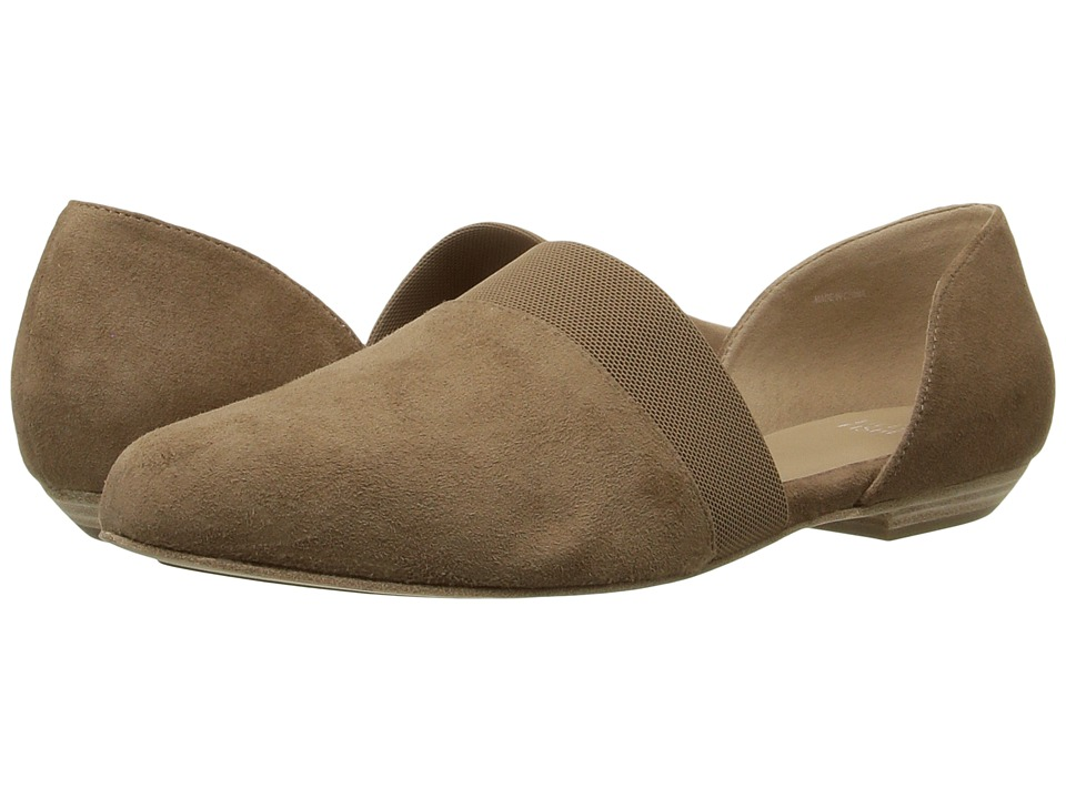 Eileen Fisher - Flute (Sienna Suede) Women's Flat Shoes