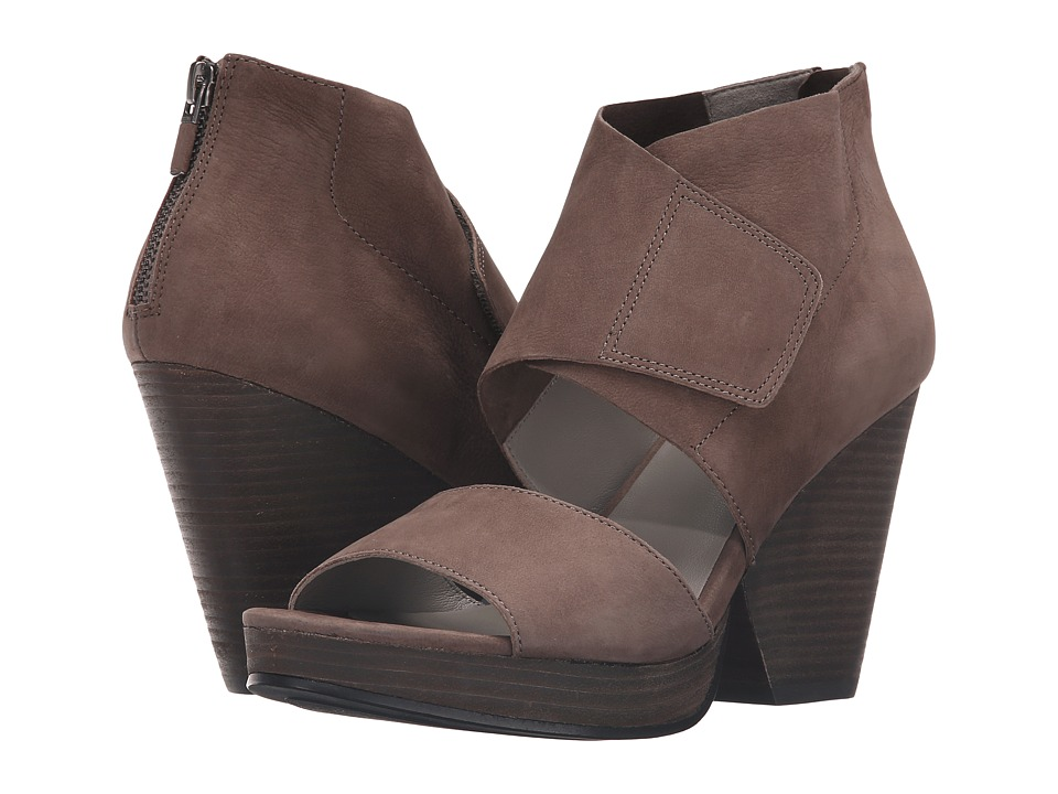 Eileen Fisher - Clip (Dusk Tumbled Nubuck) High Heels