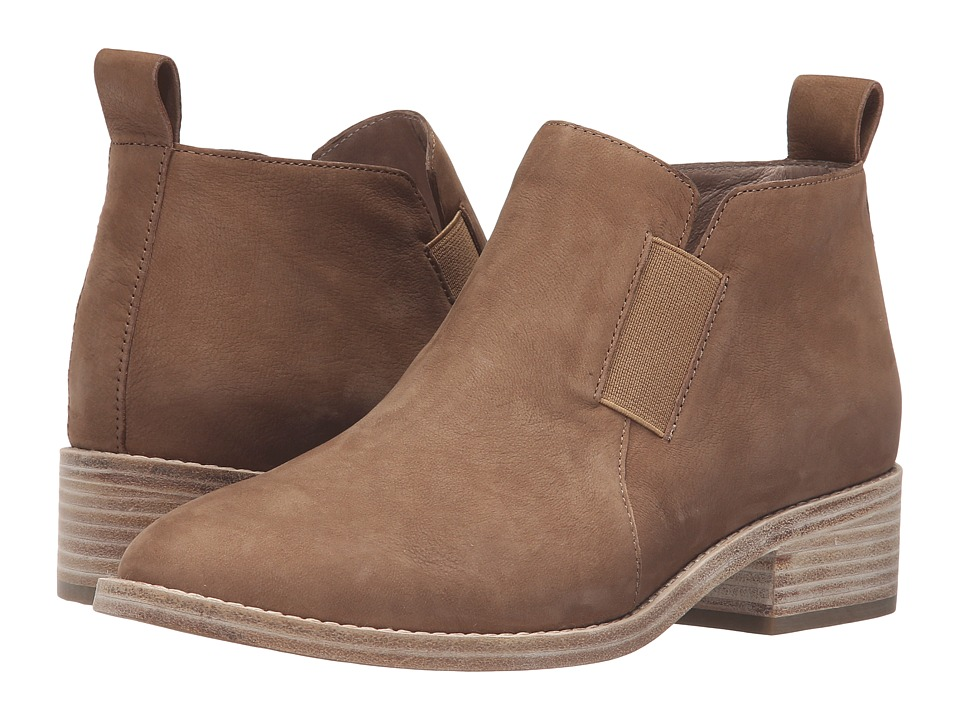 Eileen Fisher - Mood (Siena Tumbled Nubuck) Women's Pull-on Boots