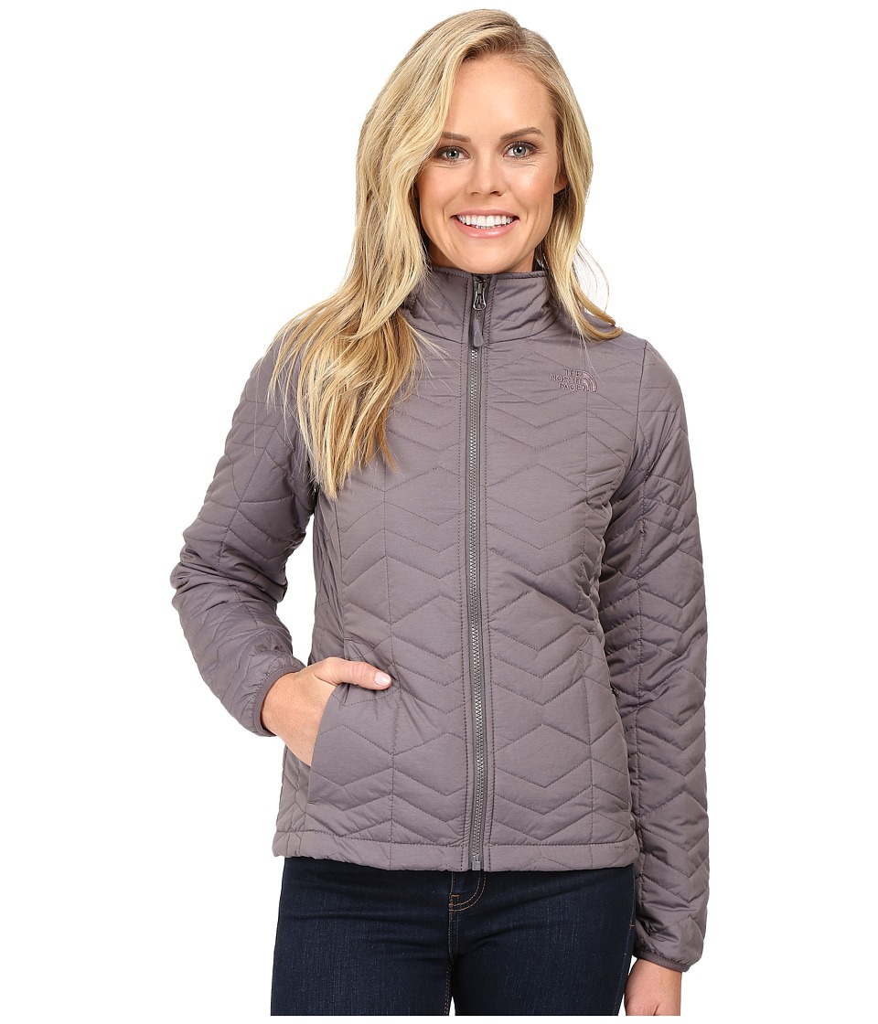 The North Face Bombay Jacket (Rabbit Grey Heather) Women