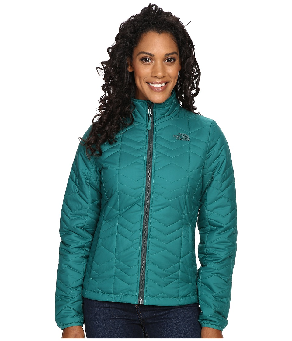 The North Face Bombay Jacket (Conifer Teal) Women