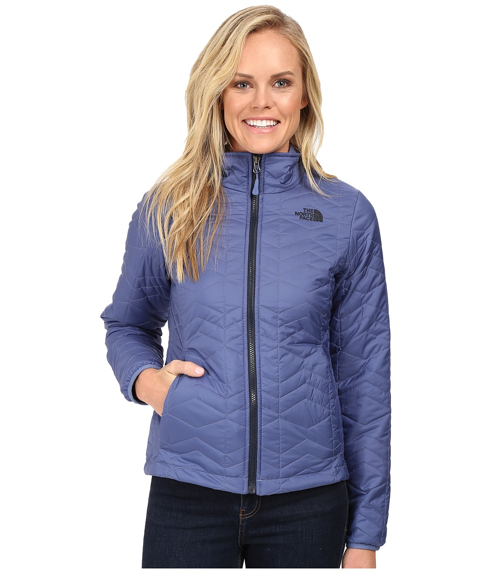 The North Face - Bombay Jacket (Coastal Fjord Blue) Women's Jacket