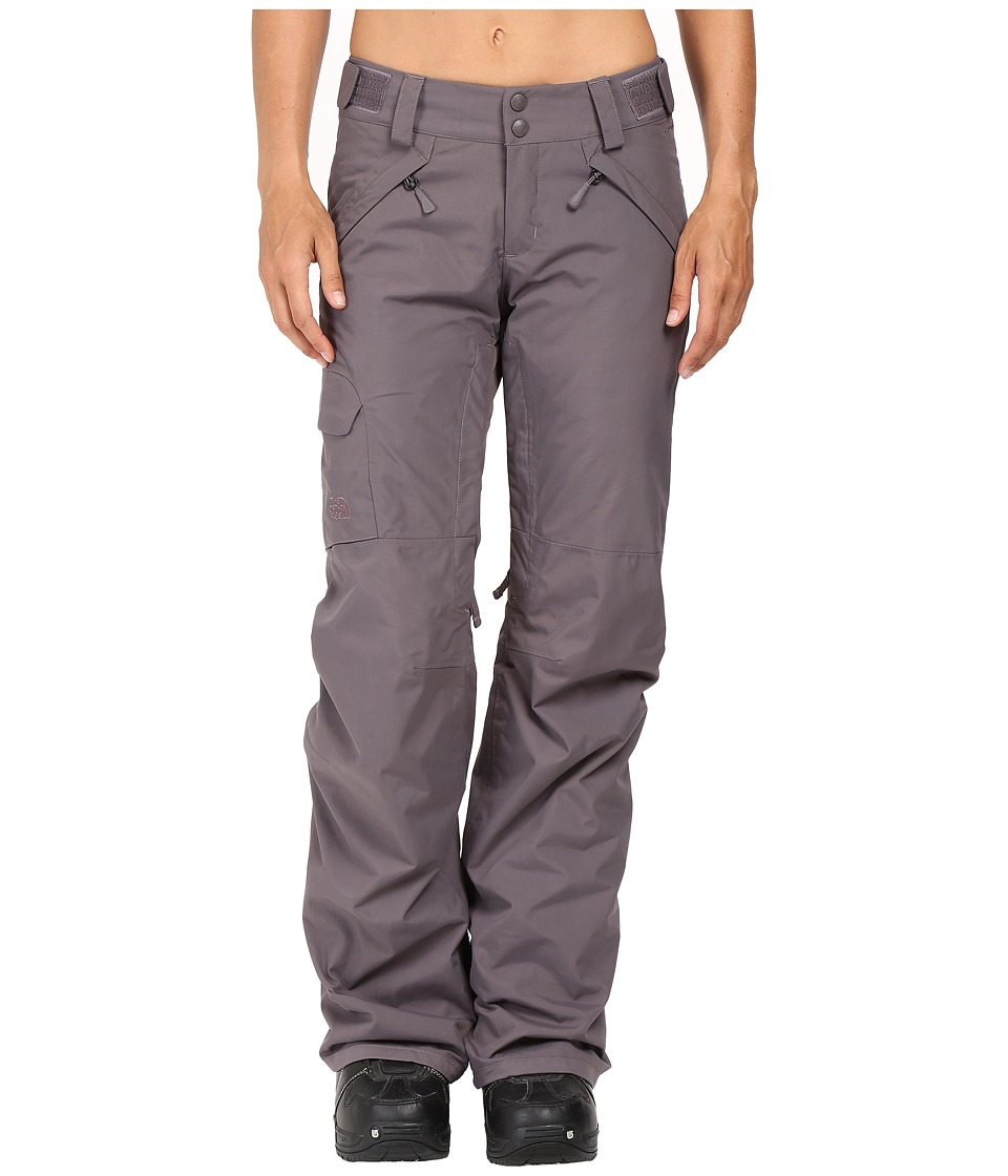 The North Face - Freedom LRBC Insulated Pant (Rabbit Grey) Women's Clothing