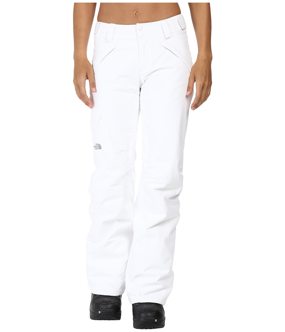 The North Face - Freedom LRBC Insulated Pant (TNF White) Women's Clothing