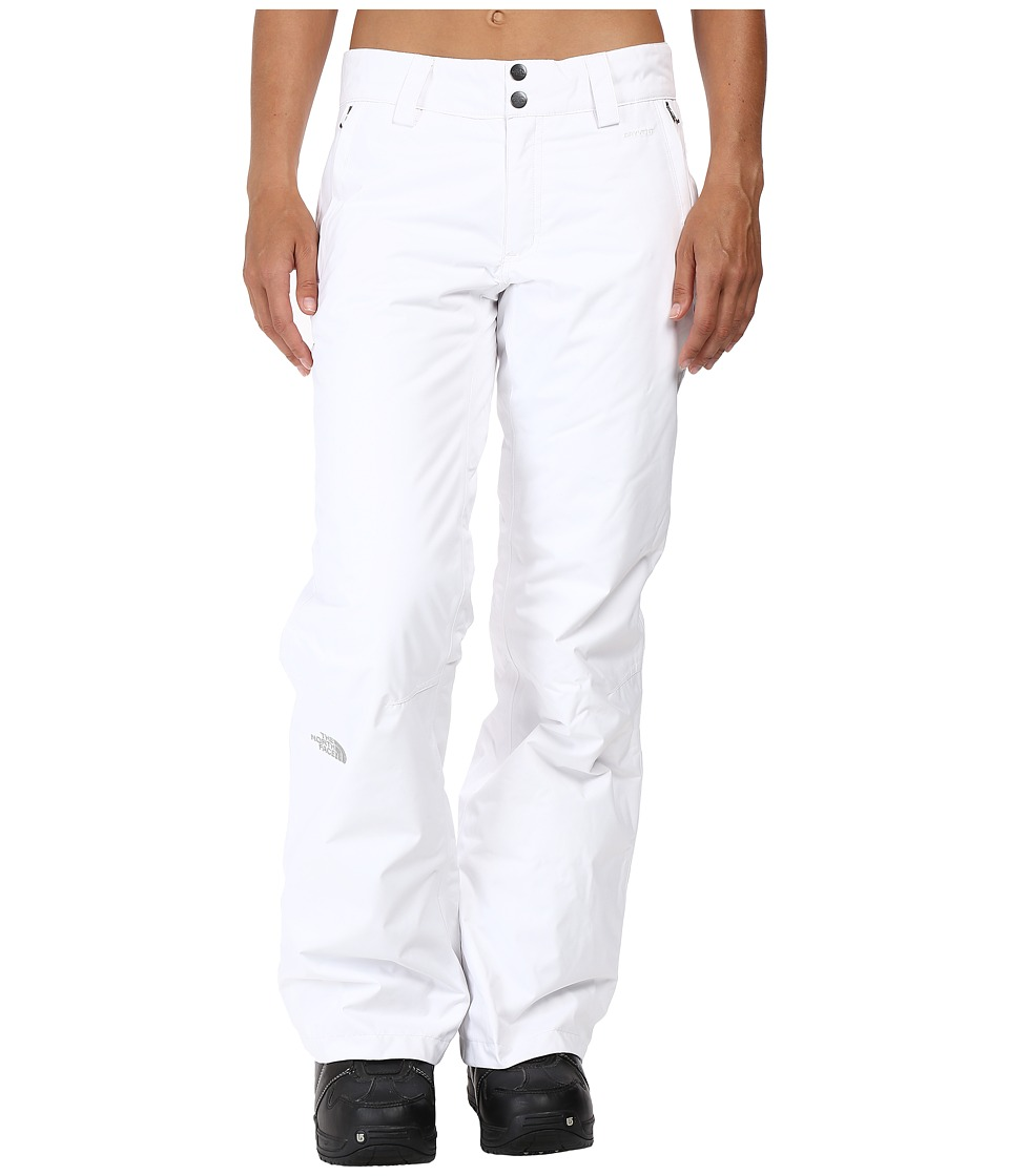 The North Face - Sally Pant (TNF White) Women's Outerwear