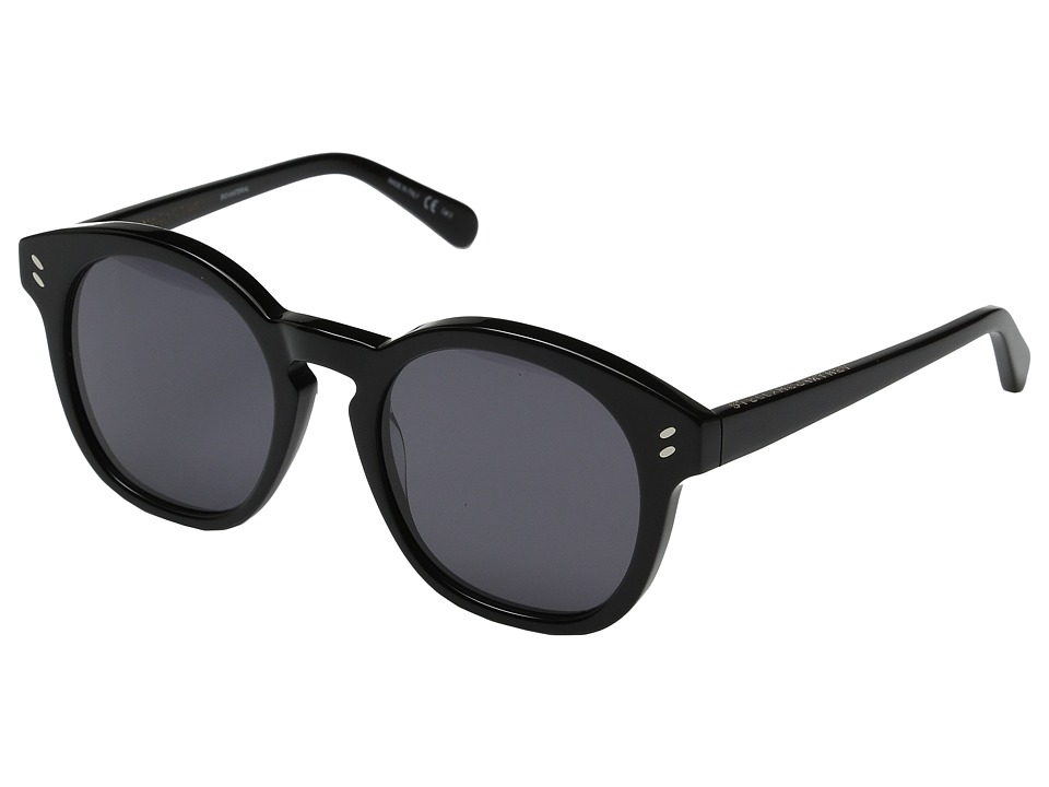 Stella McCartney - SC0013S (Black/Grey) Fashion Sunglasses