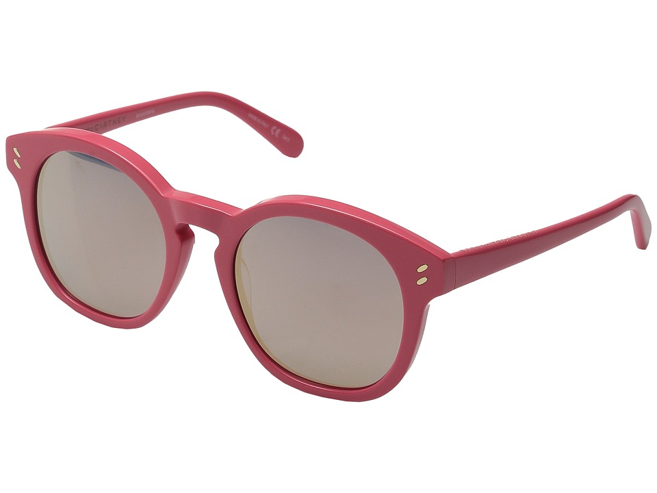 Stella McCartney - SC0013S (Bright Pink/Pink) Fashion Sunglasses