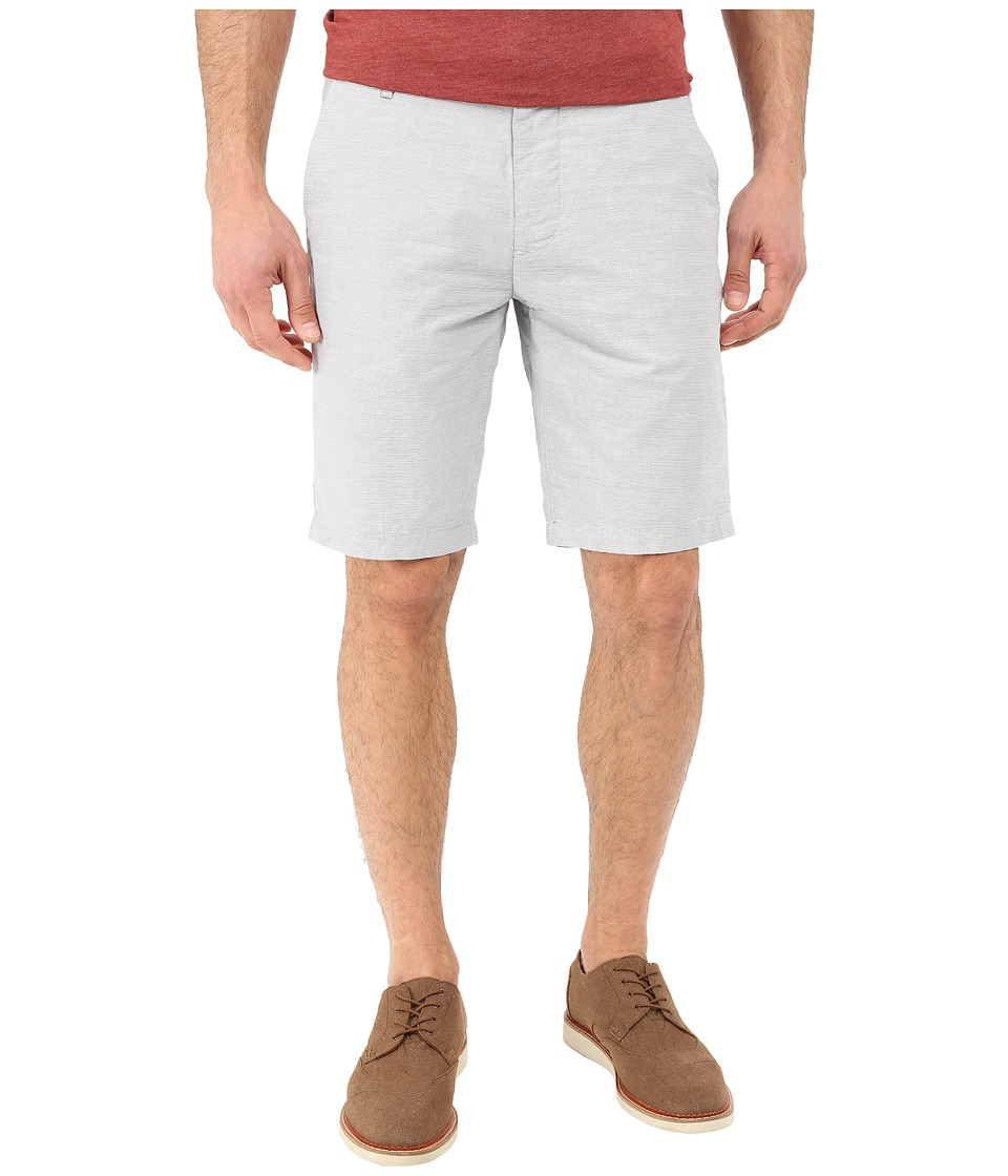 7 For All Mankind - Chino Shorts (Chambray) Men's Shorts