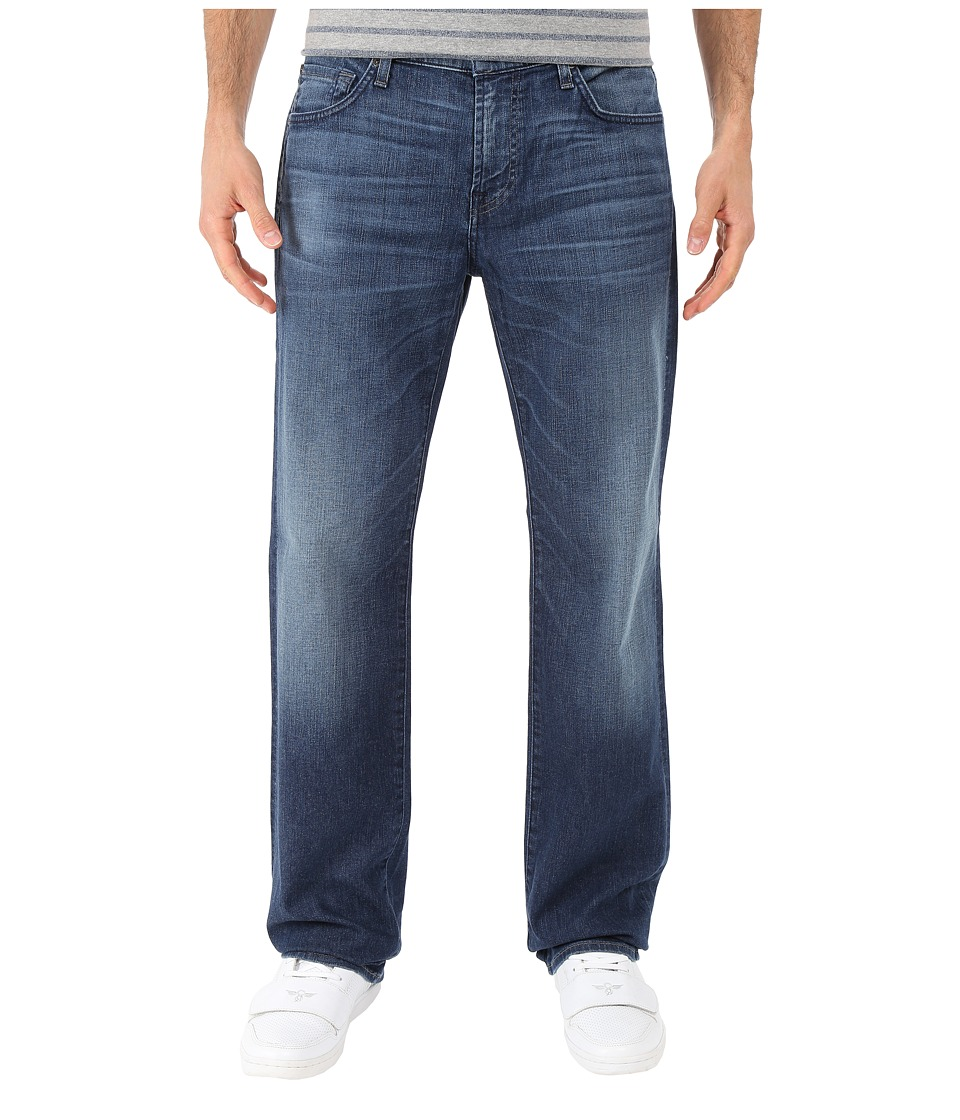 7 For All Mankind - Austyn in Stockton Blues (Stockton Blues) Men's Jeans