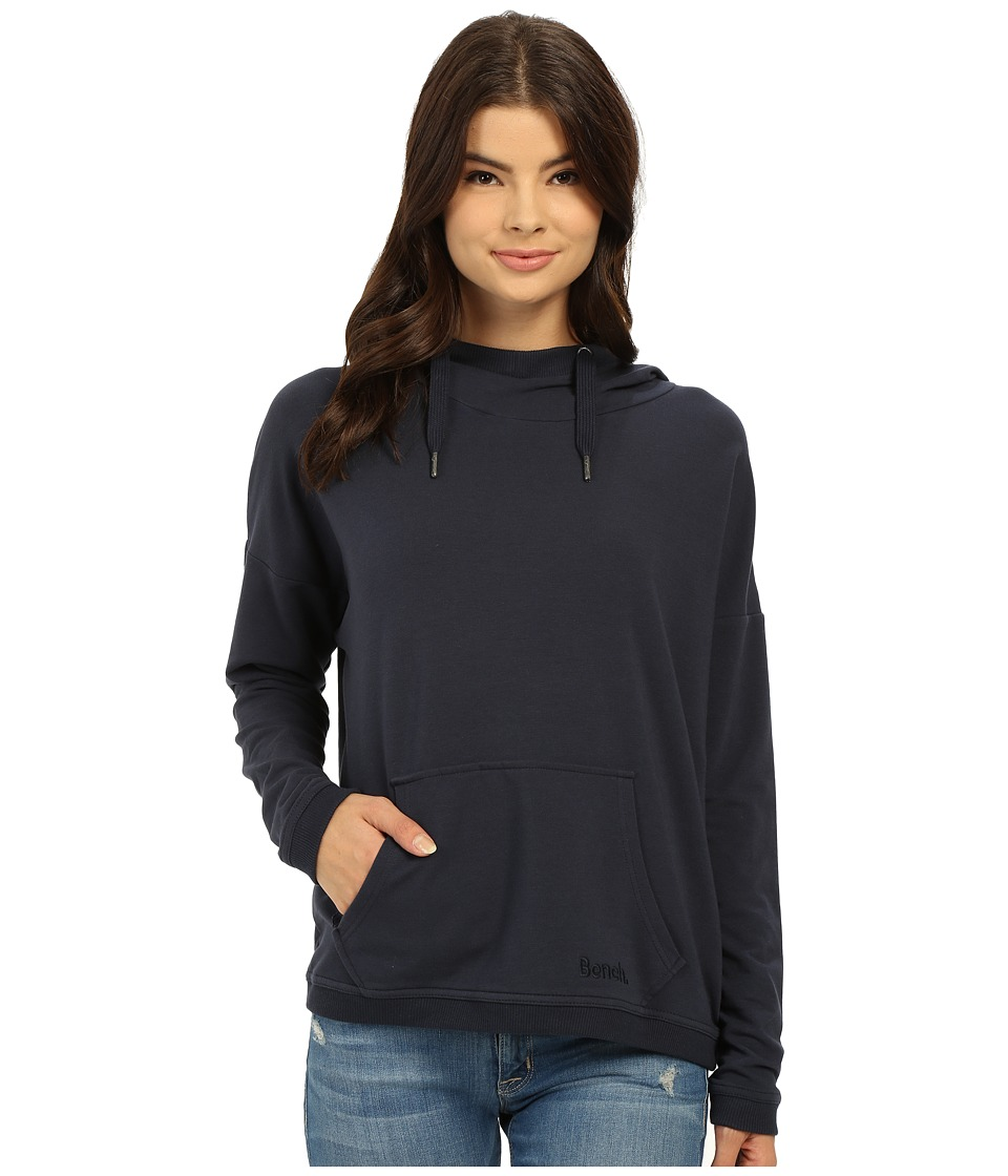 Bench - Original Overhead Pullover Sweatshirt (Total Eclipse) Women's Sweatshirt