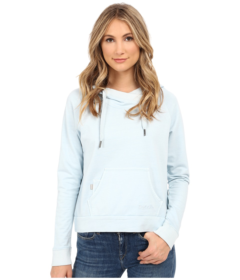 Bench - Untouchable Overhead Pullover Hoodie (Starlight Blue) Women's Sweatshirt