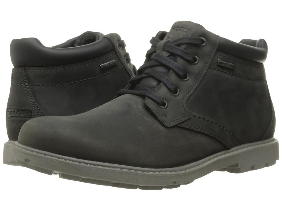 Rockport - Rugged Bucks Waterproof Boot (Castlerock Grey) Men's Boots