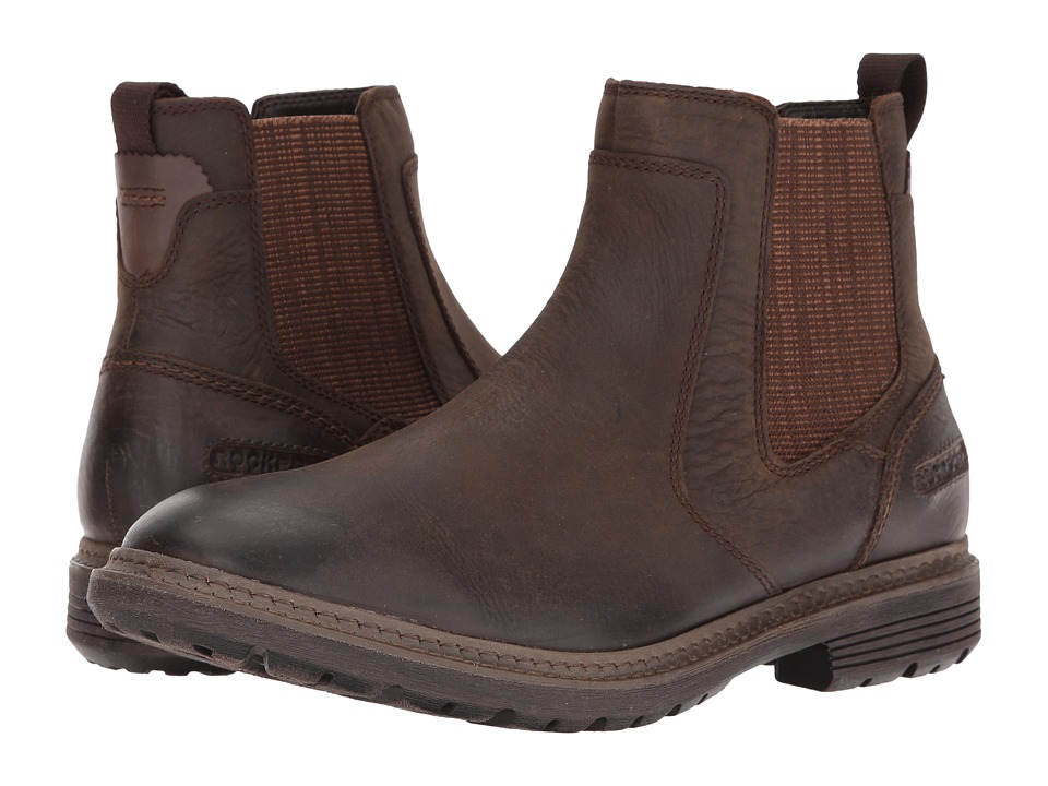 Rockport - Urban Retreat Chelsea (Bruin) Men's Boots