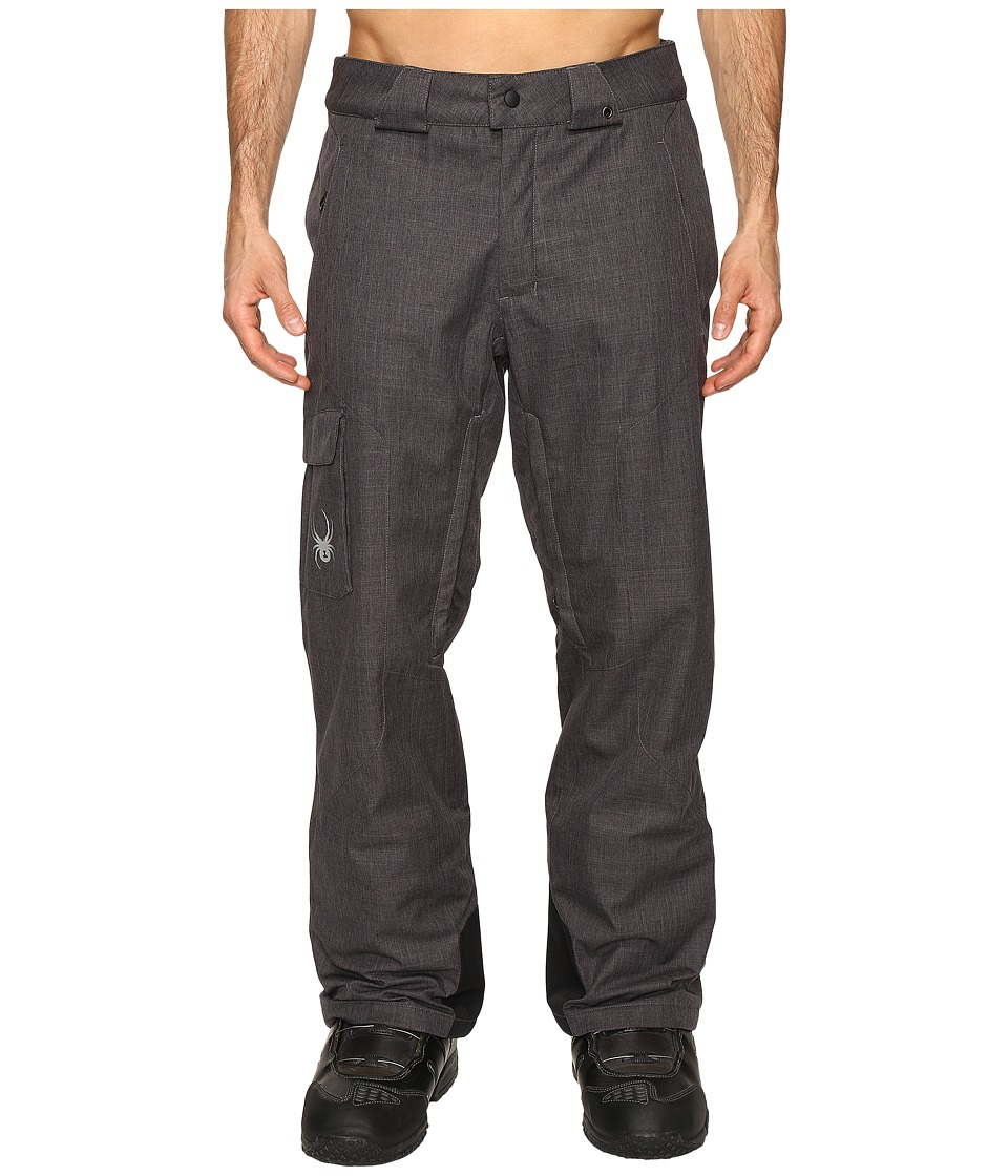 Spyder - Troublemaker Pants (Polar Crosshatch) Men's Outerwear
