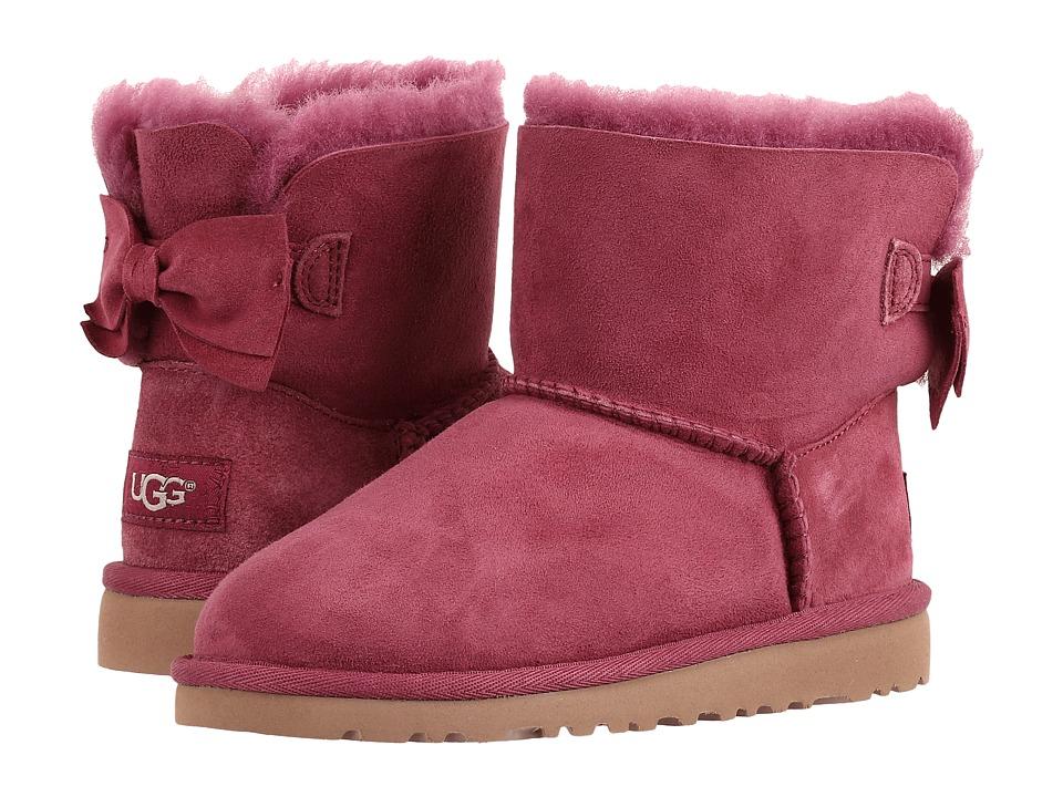 UGG Kids - Kandice (Little Kid/Big Kid) (Bougainvillea) Girls Shoes