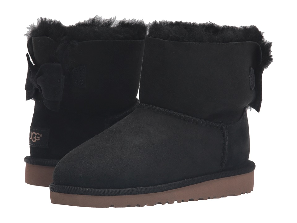 UGG Kids - Kandice (Little Kid/Big Kid) (Black) Girls Shoes