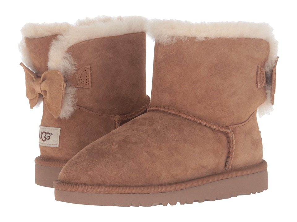 UGG Kids - Kandice (Little Kid/Big Kid) (Chestnut) Girls Shoes