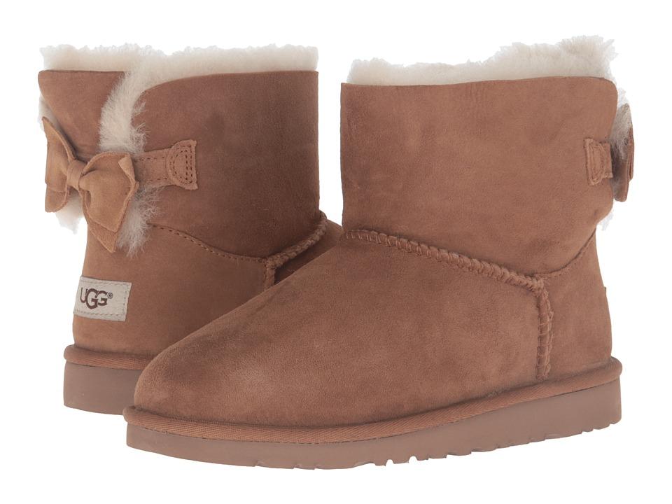 UGG Kids Kandice (Big Kid) (Chestnut) Girls Shoes
