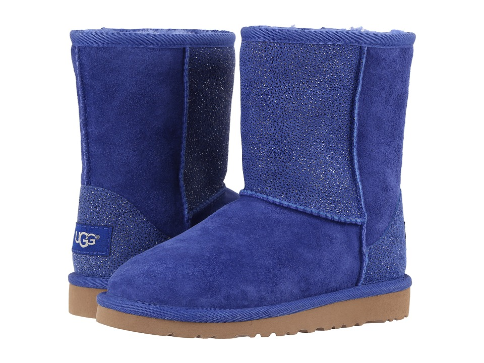 UGG Kids - Classic Short Serein (Little Kid/Big Kid) (Night Sky) Girls Shoes