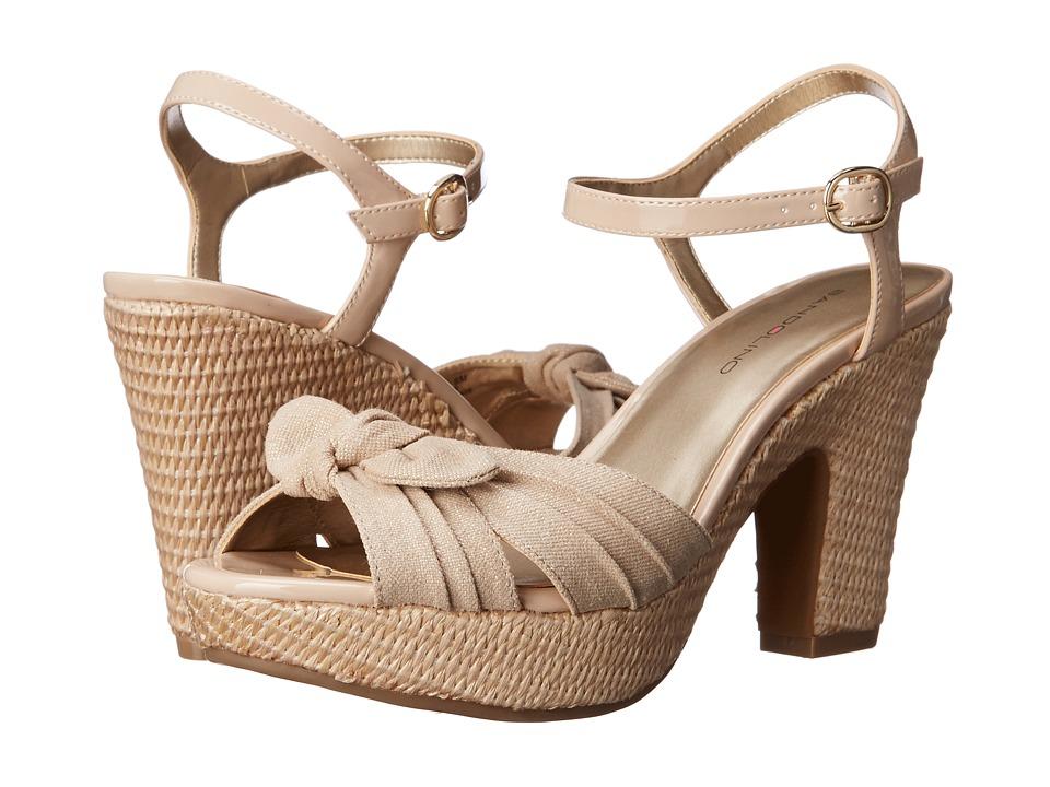 Bandolino - Mariomisa (Medium Pink/Medium Pink Fabric) Women's Shoes