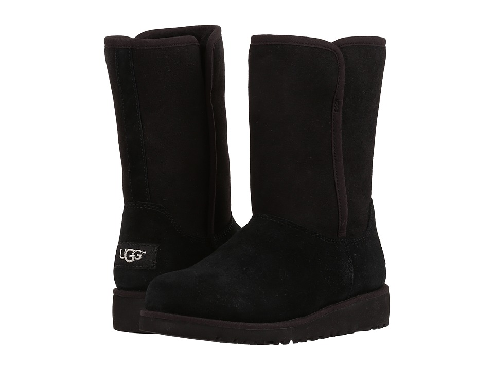 UGG Kids - Alexey (Little Kid/Big Kid) (Black) Girls Shoes
