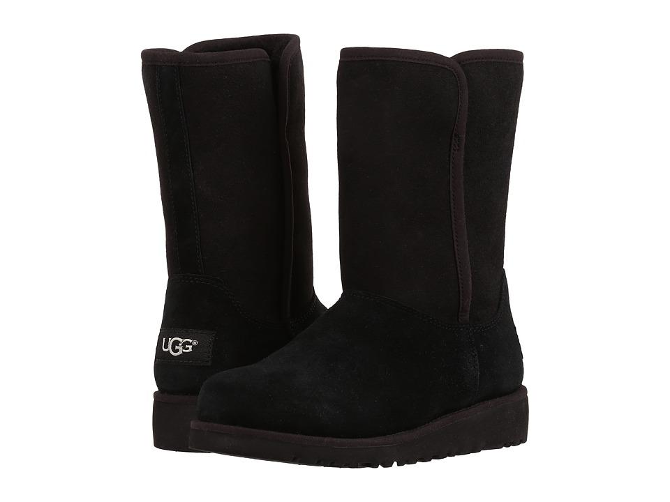 UGG Kids - Alexey (Little Kid/Big Kid) (Black) Girls Shoes