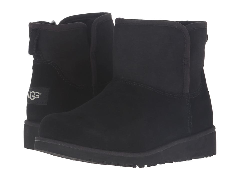 UGG Kids Katalina (Little Kid/Big Kid) (Black) Girls Shoes