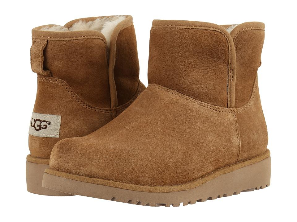 UGG Kids Katalina (Little Kid/Big Kid) (Chestnut) Girls Shoes