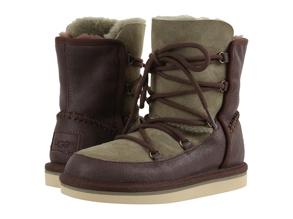 UGG Kids - Eliss (Little Kid/Big Kid) (Chocolate) Girls Shoes