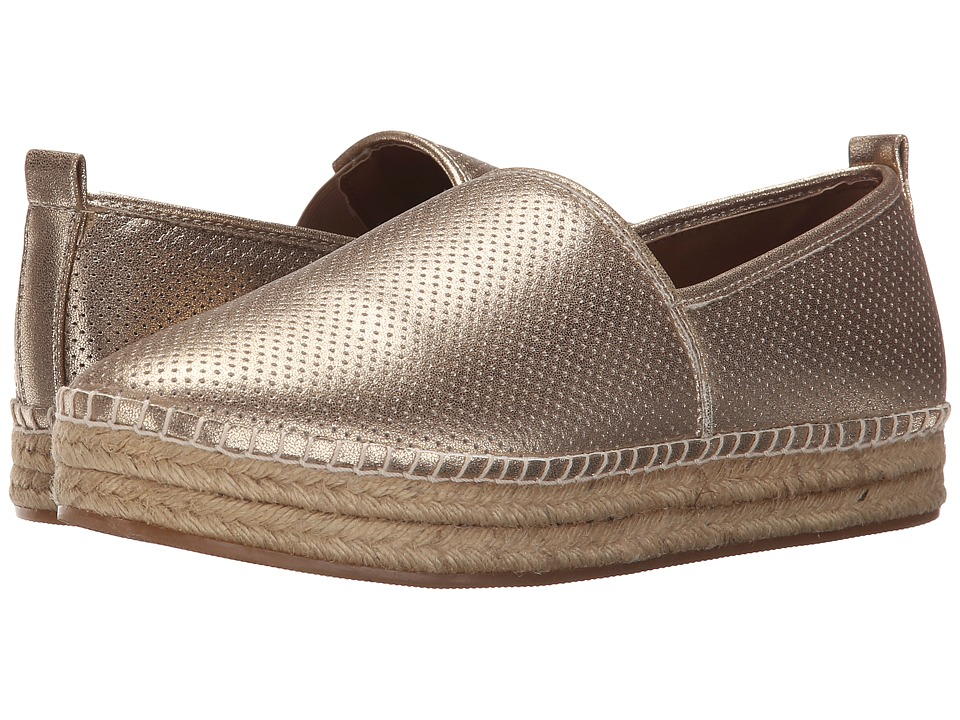 Steve Madden - Peppa (Platinum) Women's Flat Shoes