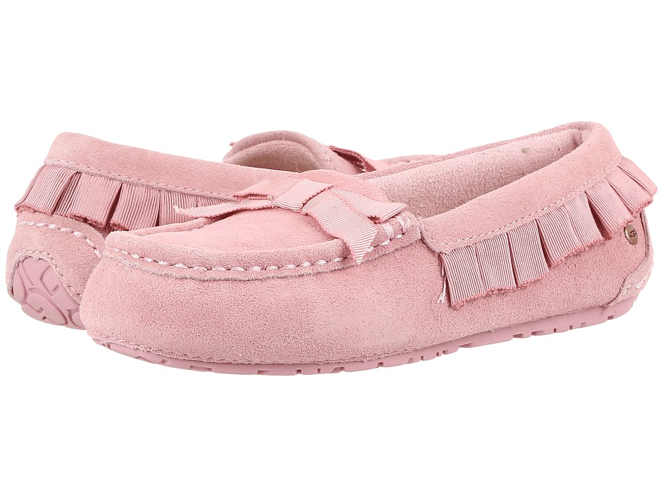 UGG Kids - Rosea Ruffles (Toddler/Little Kid/Big Kid) (Baby Pink) Girls Shoes