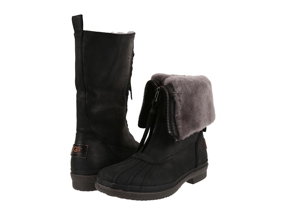 Womens Boots UGG Sumner Black