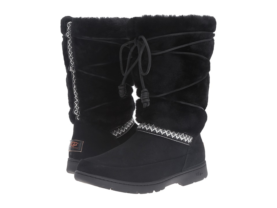 UGG - Maxie (Black) Women's Boots