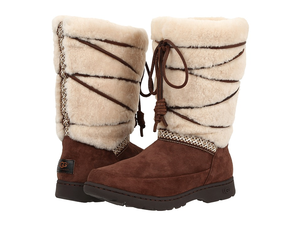 UGG - Maxie (Chocolate) Women's Boots