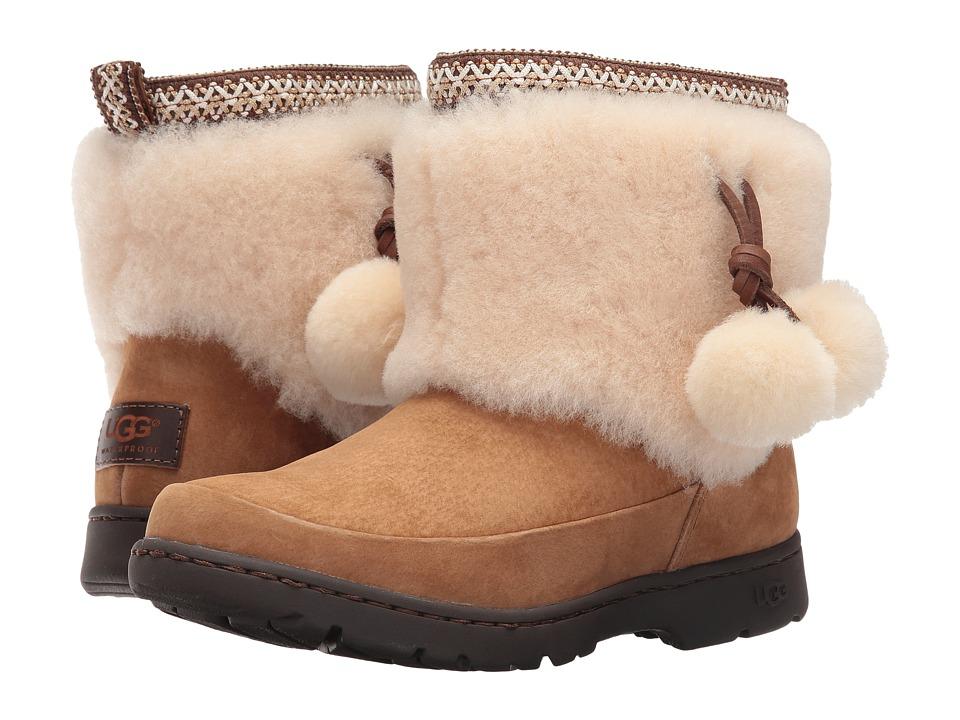 UGG - Brie (Chestnut) Women's Boots