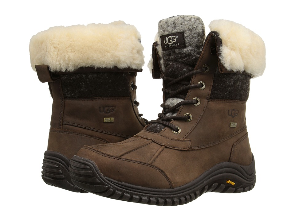 UGG Adirondack Boot II (Chocolate) Women