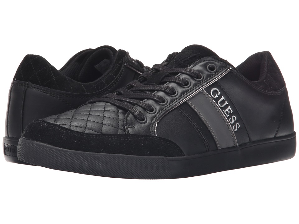 GUESS - Joplin (Black) Men's Shoes