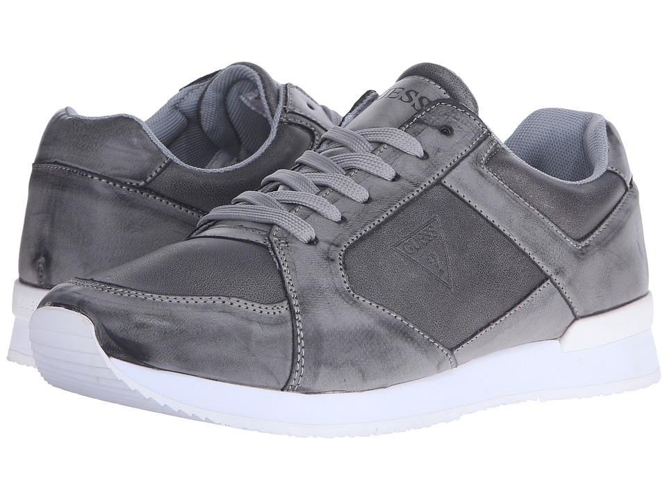 GUESS - Nasher (Gray) Men's Shoes